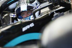 ボッタス2番手「ロングランペースに自信。優勝するチャンスはある」メルセデス【F1第4戦予選】