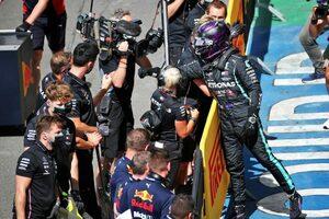 F1第4戦イギリスGP予選トップ10ドライバーコメント(2)