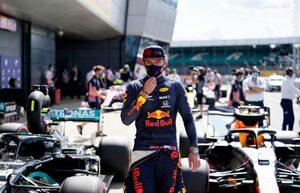 3番手フェルスタッペン、1秒差に動じず「決勝ではメルセデスを少しでも苦しめたい」レッドブル・ホンダ【F1第4戦予選】