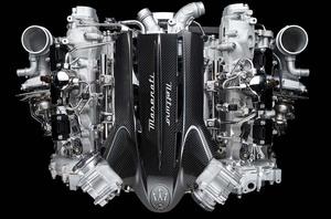 【嶋田智之の月刊イタフラ】マセラティの新型スポーツカーMC20用のパワーユニット、詳細発表!