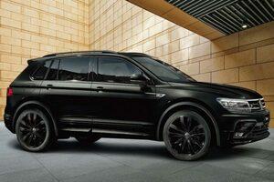 VW、人気SUV『ティグアン』特別仕様車に、高品質音響やレザーシート装着モデルを追加