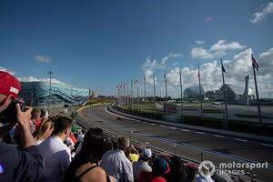 F1ロシアGP、3万人の観客受け入れへ「ドライバーに声援を送れるようになるはず」