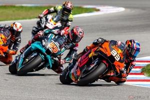 MotoGP第4戦はKTMのブラッド・ビンダーが最高峰クラス参戦3レース目で初優勝!