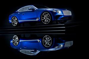 「ベントレー・コンチネンタルGT」に新たなビスポークモデルが! ただし乗車は不可