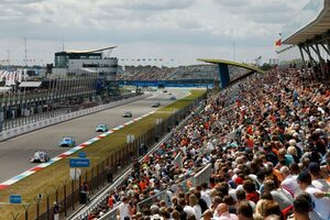 DTM:9月のオランダ・アッセン戦で1万人の観客を迎えて開催