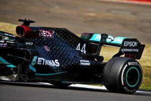 【F1第5戦無線レビュー(1)】早々にタイヤに苦しんだハミルトン「あいつら内圧を低くするか、何かやっているんじゃないか」