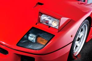 古くて新しい「F40」は、エンツォが遺した最後のフェラーリ【THE CAR】