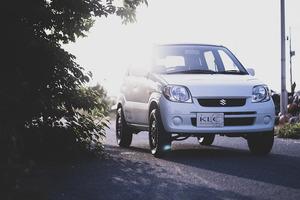 「シャコアゲ」ブームのなか20年前の軽自動車「スズキKei」が脚光を浴びるワケ