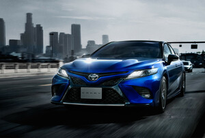 グローバルカーの「トヨタ・カムリ」に40周年の特別仕様車が追加!