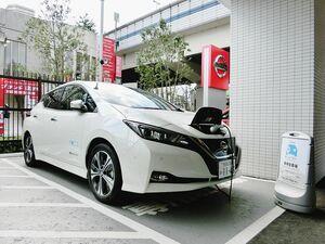 日産「e-シェアモビ」、新定額プラン導入 平日限定1日3000円 通勤や車内テレワークへ