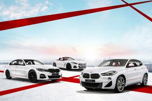 BMW「3シリーズ」「X2」「Z4」の限定車「エディション サンライズ」を発売