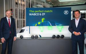 ZF 商用車ビジネス強化でWABCO社買収完了