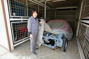 トヨタ旧車でJCCA TSカップを走りたい KMSのTSマシン復活譚!!