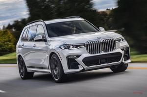 【BMW製SUVの頂点を飾る】BMW X7 xドライブ M50iへ試乗 4.4L V8 530ps