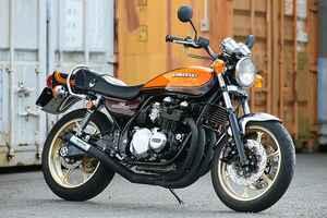 """ドレミコレクションZEPHYR750""""Z2 Style""""(カワサキZEPHYR750)ゼファー750に憧れのZスタイルをドッキング!【Heritage&Legends】"""