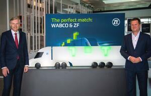 ZF:WABCOの買収を完了