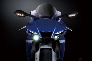 """ヤマハ新型「YZF-R1」発売日決定! """"ヤマハのハンドリング""""を最も顕著に体現したフラッグシップモデル"""