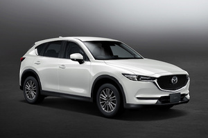 マツダ 「マツダ2」「CX-5」「CX-8」に装備充実の特別仕様車「スマート エディション」追加