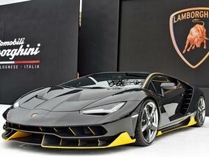 【スーパーカー年代記 096】チェンテナリオはランボルギーニ創業者の生誕100周年を記念したモデル