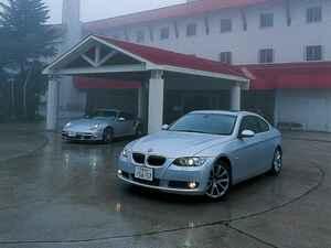【ヒットの法則241】BMW 335iクーペとポルシェ911ターボにはツインターボだけではない共通点があった