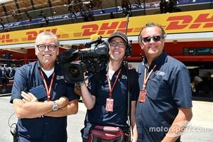 """F1仕事の流儀:テレビカメラマン編「パドックとグリッドを駆け回り、""""ほしいものリスト""""を回収。効率的な取材目指す」"""