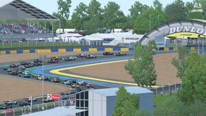 『ル・マン24時間バーチャル』のエントリーリスト発表。30台のLMP2と20台のGTEが参戦へ