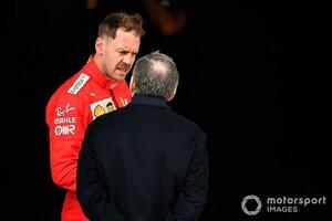 """フェラーリで未だ無冠のベッテル……原因はチームに""""結束力""""が足りないから? シューマッハーと黄金時代築いたトッドが語る"""