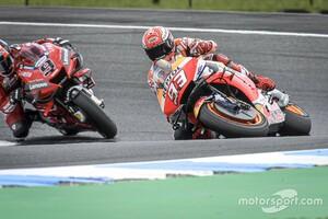 【MotoGP】コロナで短くなるMotoGP、過度なリスクはご法度に。マルケス兄、転倒減らせる?