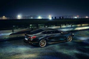 """『BMW 8シリーズ』に黒&金のオンライン限定車""""Edition Golden Thunder""""が登場"""