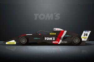 トムスがフォーミュラ・リージョナルへのフル参戦を発表。『TOM'S YOUTH』として古谷悠河を起用