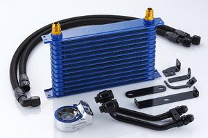 「専用設計で理想的な冷却効率を実現」トラストからWRX STI用オイルクーラーが登場!