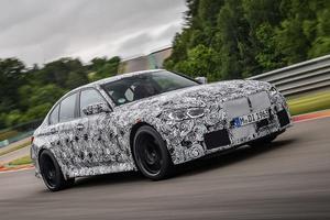 【従来以上に刺激的】次期BMW M3 プロトタイプへ試乗 480psの新エンジン採用 前編