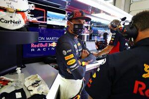レッドブル・ホンダF1のフェルスタッペン、表彰台を失い落胆「何が起きたのか分からない。開幕戦でトラブルとは…」
