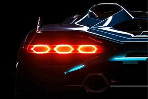 【予告】ランボルギーニ 新モデルを発表へ シアンFKP 37の派生車種か