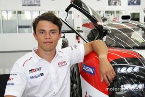 【WEC】FIA F2王者ニック・デ・フリーズ、TOYOTA GAZOO Racingのテスト兼リザーブドライバーに就任