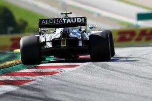 アルファタウリ代表「ガスリーの7位は、今日可能な最大の結果」:F1オーストリアGP日曜