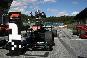 ボッタス、トラブルを抱えながら全周リードの完勝「ミスは絶対許されないと分かっていた」メルセデス F1オーストリアGP