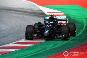 """ついに開幕したF1は大サバイバル戦に! レッドブル・ホンダはトラブルで""""全滅""""。ボッタスが2季連続で開幕戦優勝 F1オーストリアGP"""