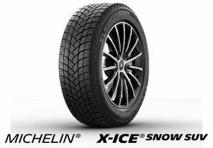 ミシュラン アイス性能と雪上性能ともに向上した新スタッドレスタイヤ  『MICHELIN X-ICE SNOW』シリーズ発売