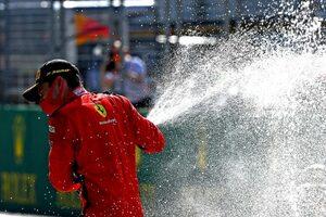 ルクレール「完璧な仕事をして手に入れた予想外の2位。僕にとっては勝利に等しい」:フェラーリ F1オーストリアGP