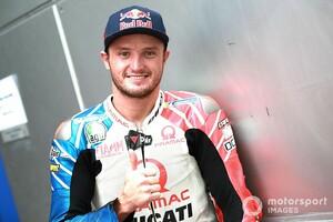【MotoGP】ジャック・ミラー、ドゥカティのファクトリーチーム昇格が決定。チームメイトは発表なし