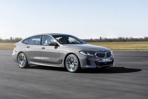 BMW 6シリーズ グランツーリスモがマイナーチェンジ。BMW随一の才色兼備モデルが最新版に進化