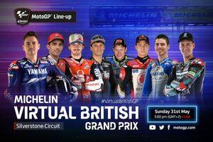 第5戦イギリスGPにロレンソ参戦。中上貴晶、長島哲太など日本人5名もエントリー/MotoGPバーチャルレース