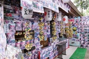 凛ちゃんだけが間違えた!? 栃木県『安住神社』は漫画『ばくおん!!』に登場するバイク神社