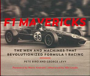 1958年から25年間F1を取材し続けたカメラマンを通したモータースポーツの技術革新と異端児たちに注目【新書紹介】