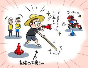 <ジムカーナ>初心者歓迎!6月~8月の大会・練習会のスケジュール~岡山国際サーキットで思いっ切り練習しよう!