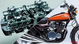 名車カワサキZ2/Z1復刻!#2/3【最新技術で蘇るシリンダーヘッドの最強仕様とは】