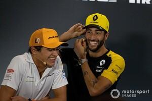 ノリス&リカルドのコンビがバサースト1000に参戦? 「鈴鹿でのF1日本GPと被らなければアリ」とマクラーレンCEO