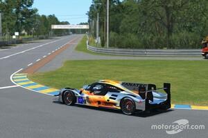 フェルスタッペン&ノリス、チームメイトとしてバーチャル・ル・マン24時間に参戦決定