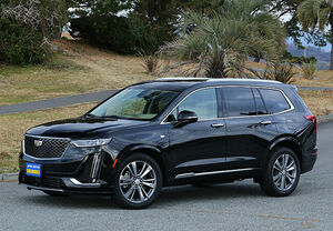 「最新モデル試乗」これは目立つ! アメリカの象徴、キャデラック最新SUV、XT6のプレミアム感覚